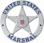 United States Marshals Service badge
