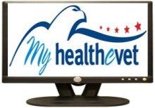 MyHealtheVet logo