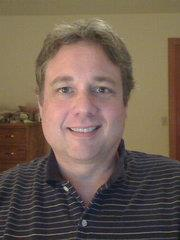 Photograph of Asheville NC psychologist Dr. Mark Worthen