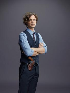 Spencer Reid, PhD - FBI profiler on the CBS show